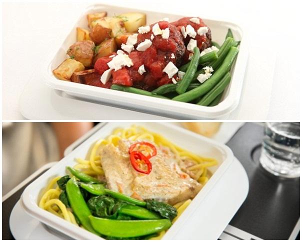 Qantas' New Dining Experience to Economy Passengers
