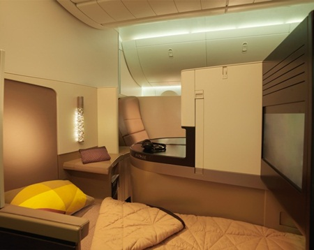 Etihad Redefines Comfort & Luxury for Long-haul Flights