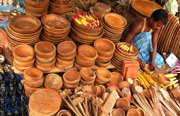 Things to buy in Poush Mela, Bengal's handicraft items, Terracotta in West Bengal