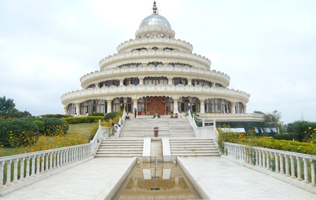 Art of Living for yoga in Bangalore, best yoga centers in India, IndianEagle travel magazine