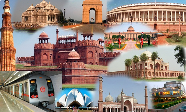 India's first smart city, Delhi City, Prime Minister Narendra Modi,