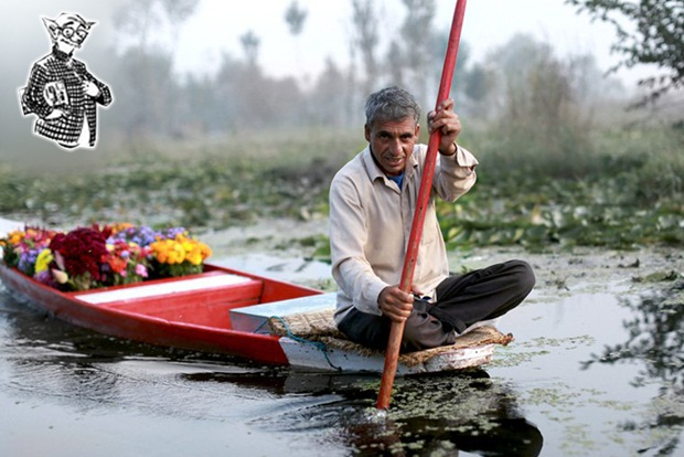 photography of common man in Kashmir, stories of common men, travel photography
