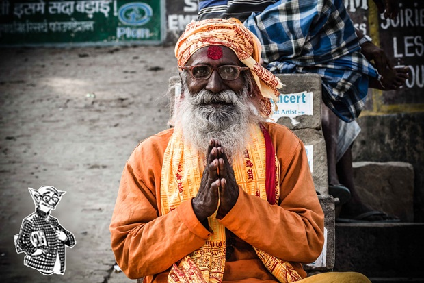 offbeat India, common man in offbeat India, spiritual life of India