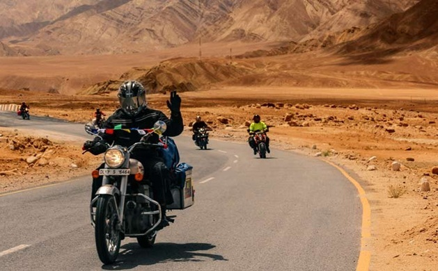 10 Best Road Trip Ideas for Crazy Biking Holidays in India