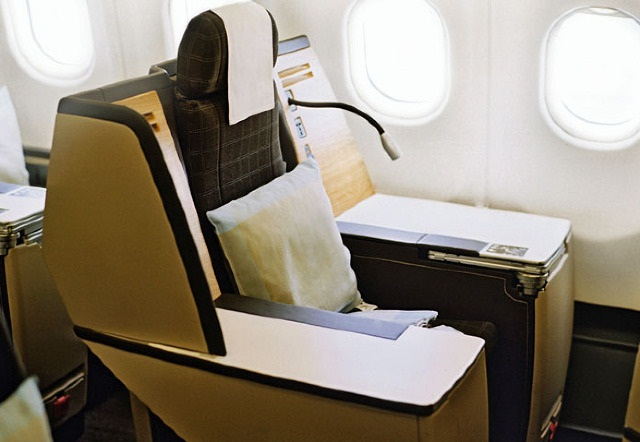 Swiss Airlines' Business Class Flights are Better in terms of Comfort & Privacy