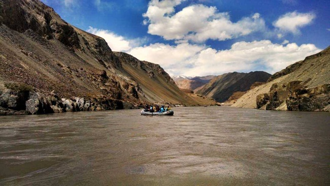 Zanskar valley in Ladakh, Indian road trip stories, IndianEagle travel blog