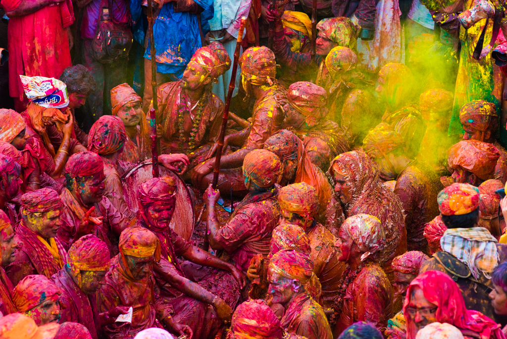 Holi Festival: Best Places to Have Fun and Witness Unity in Diversity of India