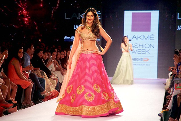 Fashion Shows in India 2015 India Fashion Week 2015