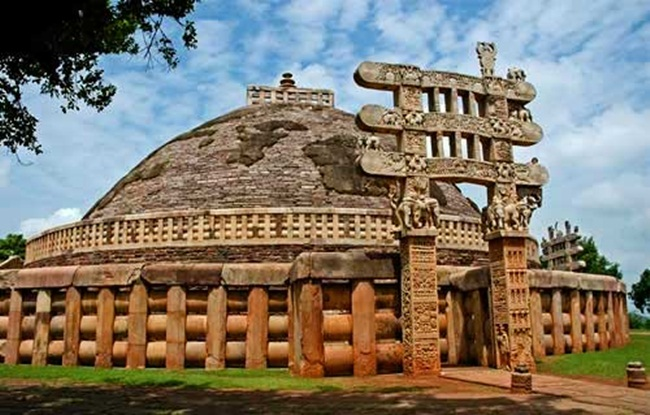 Sanchi Stupa Heritage, Indian monuments, world heritage day