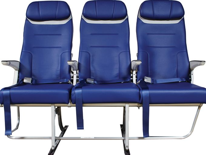 Wider Economy Seats on Southwest Airlines' Boeing 737s