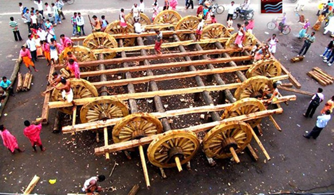 Puri Rath Yatra 2015, Festivals of India, festival of chariots in Orissa, IndianEagle travel