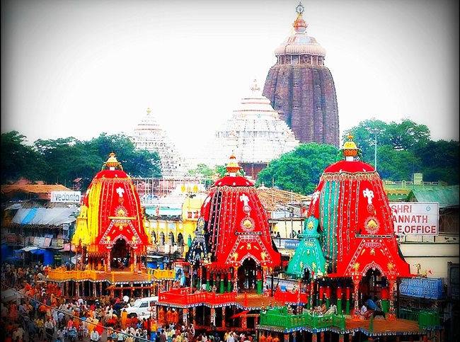 Lesser-known, Interesting Facts about Puri Rath Yatra Festival of Odisha