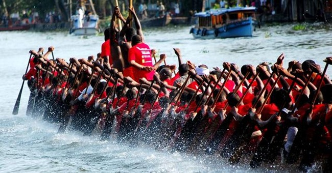 Kerala all set for Boat Race League