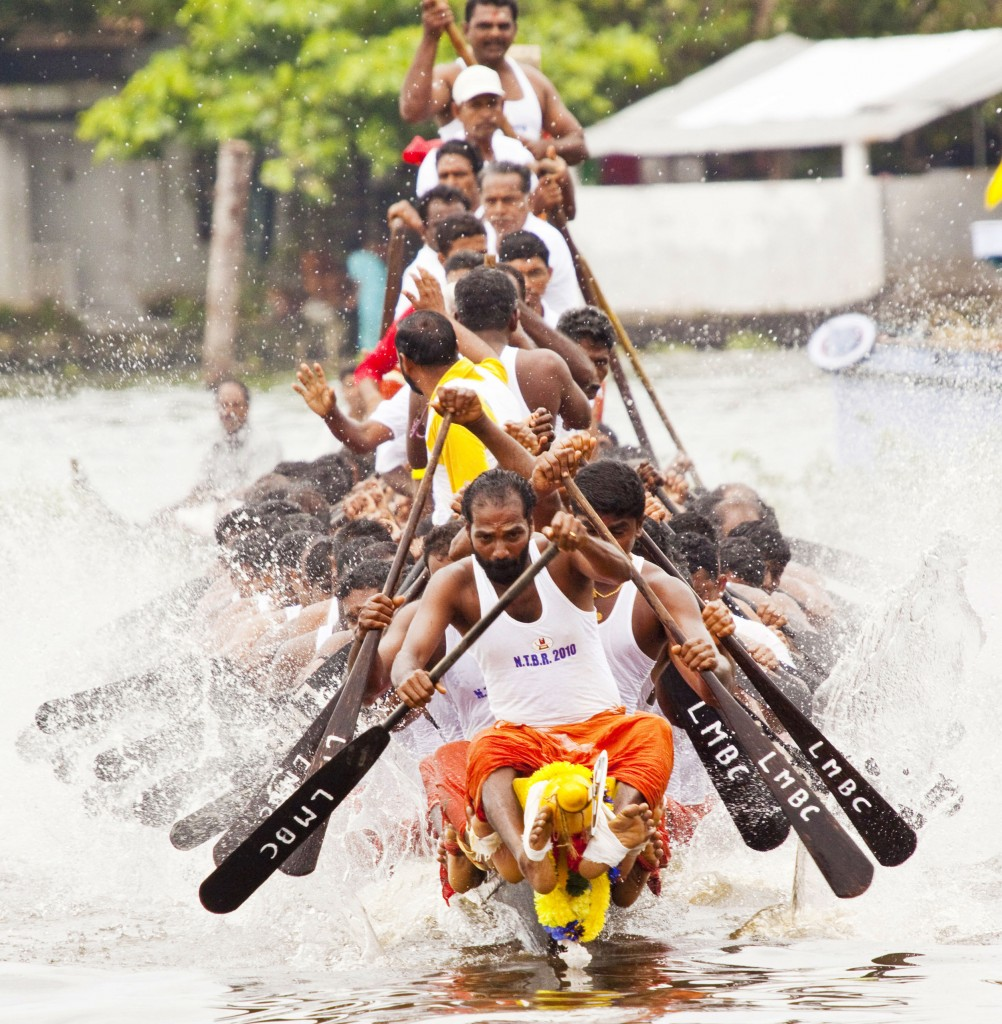 Kerala Boat Races are Perfect for Adventure Travel in India