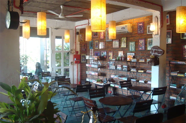 book cafes in India, Goa trip story, IndianEagle travel