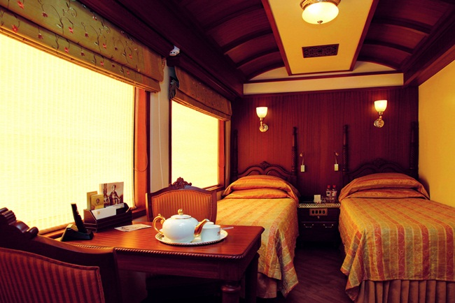 Luxury Train Travel to Goa and Kerala by Maharaja Express