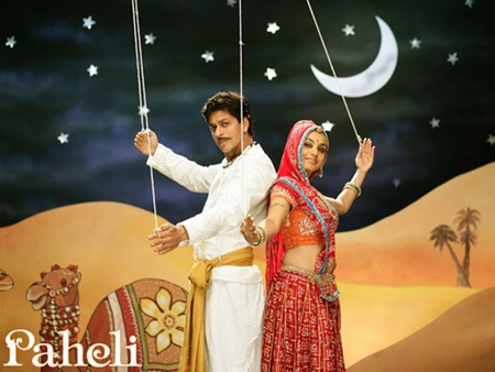 Paheli Movie: An Ode to Beauty & Culture of Rajasthan