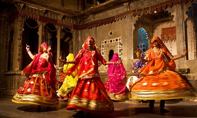 Ghoomar dance, Rajasthani folk dance, culture of India, Indian Cinema