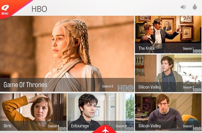 Qantas' Inflight Entertainment Offers Popular HBO Shows