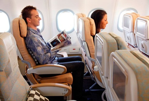 Etihad Airways Economy Class Offers Best Inflight Services