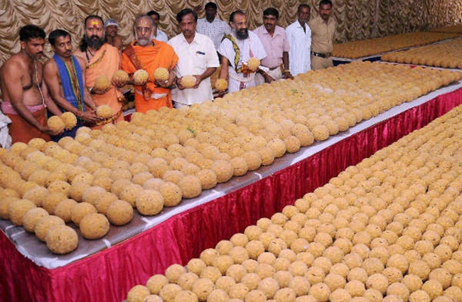 tirupati temple laddu, interesting facts about tirumala temple, Indian Eagle travel