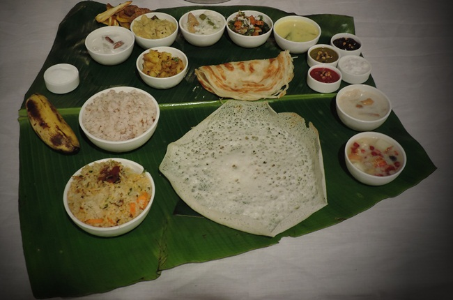 Onam Sadya in Kerala: Legends & Traditions