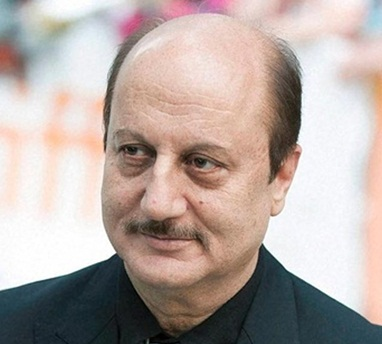 Actor Anupam Kher Became Honorary Citizen of Texas
