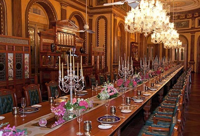 Interesting Things To Know About Taj Falaknuma Palace