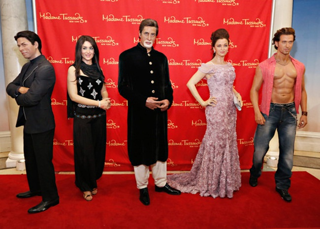 Madame Tussauds Wax Museum In New Delhi India By 2017