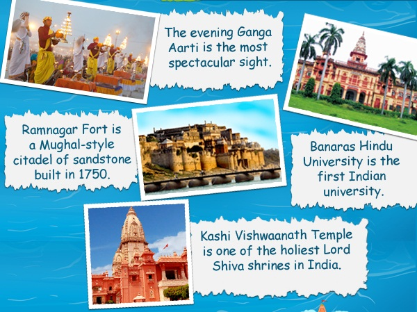 Infographic: Varanasi Travel Guide with Tips on Things to See and Do