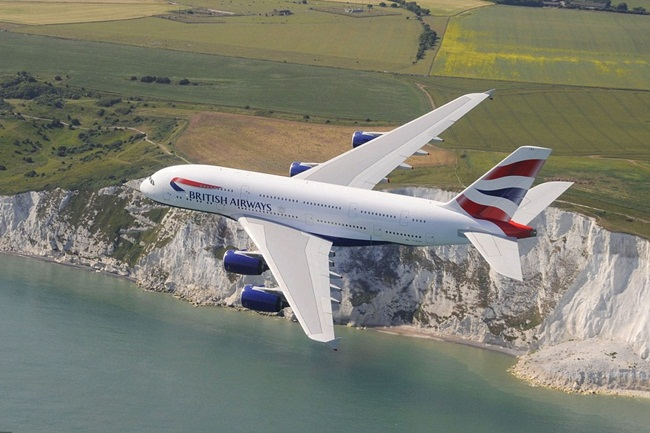 High-speed Wi-Fi is a New Reason to Travel on British Airways Flights