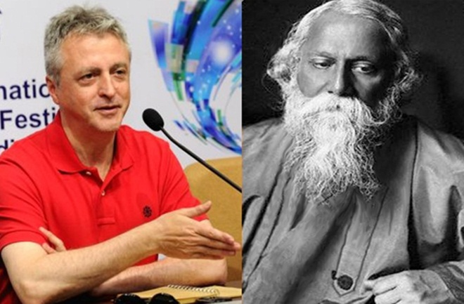 Rabindranath Tagore life, Pablo Cesar filmmaker, Naseeruddin Shah, Indian Cinema, Bengal, IndianEagle