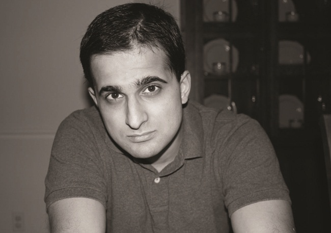 Ohio's First Poet Laureate is Indian American Novelist Amit Majmudar