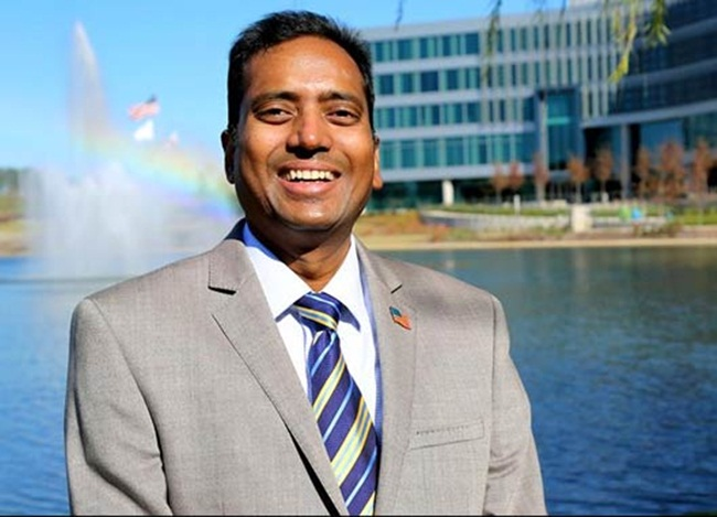 indianamerican entrepreneurs, businessman hanu karlapalem, NRI news, Madison city mayor, Alabama news