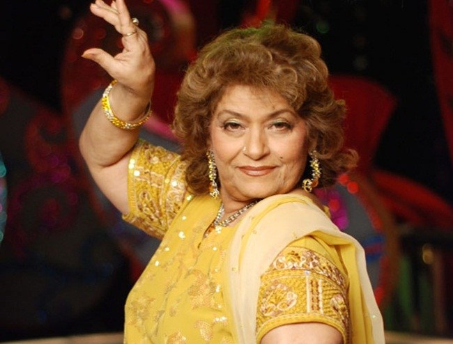Bollywood's Saroj Khan Choreographs Upcoming Hollywood Film on Mahatma Gandhi's Assassination