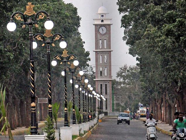Infosys to Build 135m High Clock Tower in Mysore Taller than London's Big Ben