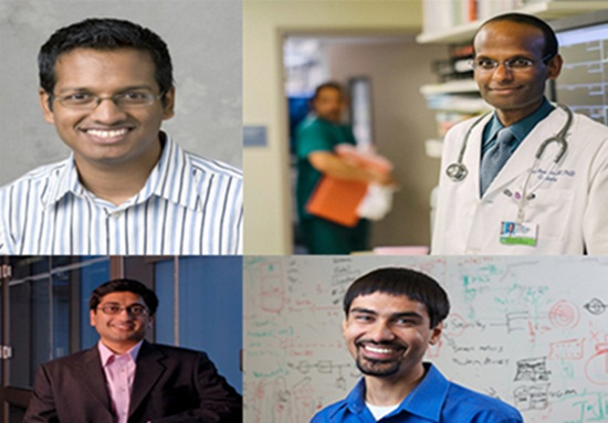 Barack Obama Honors 6 Indian American Scientists with Presidential Early Career Awards