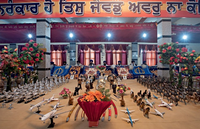 airplane temple India, offbeat Indian destinations, interesting things to do in India