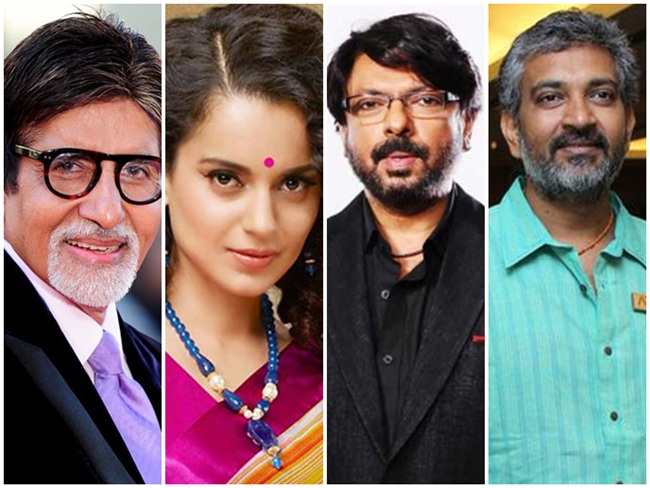 Amitabh, Kangana, Bhansali, Rajamouli among Winners of 63rd National Film Awards