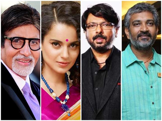 63rd National Film Awards, Indian Cinema, Bollywood films, Indian regional films, Amitabh Bachchan, Kangana Ranaut, Bhansali, SS Rajamouli, Kabir Khan