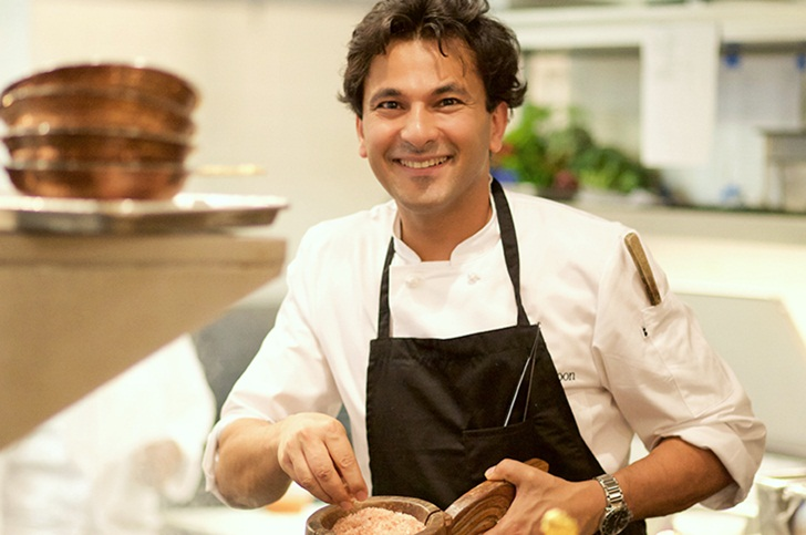Indian American Chef Vikas Khanna's Documentary on Unifying Power of Food is a Blow to Social Barriers