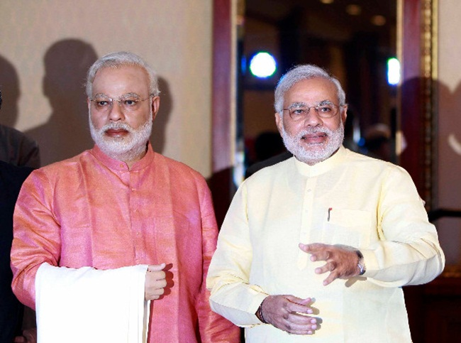 Madame Tussauds Museums to Exhibit Narendra Modi Fashion in Singapore, London, Bangkok