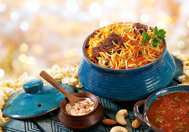 Power and Popularity of Biryani: Interesting Stories