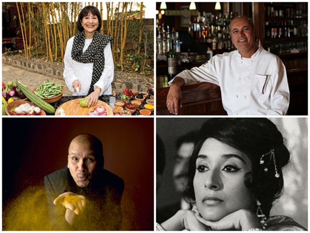 Four Indian American Chefs & Culinary Writers Nominated for Oscars of Food in USA
