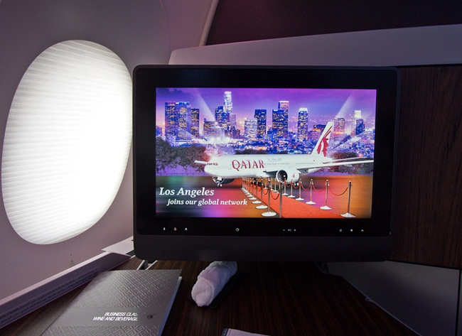 Qatar Airways Flights are More Entertaining and Relaxing with 3000 Entertainment Programs