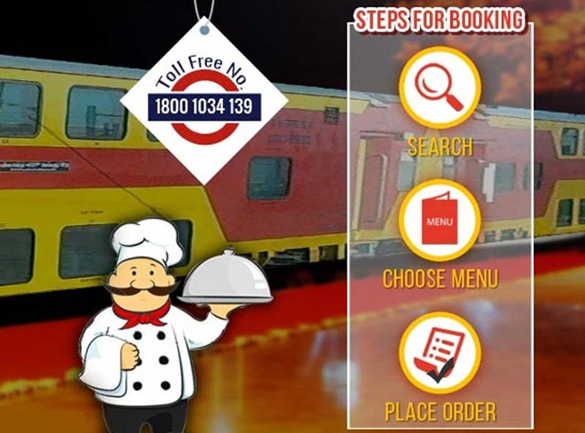 ecatering service on Indian trains, Indian Railways, food on trains, why travel by trains in India