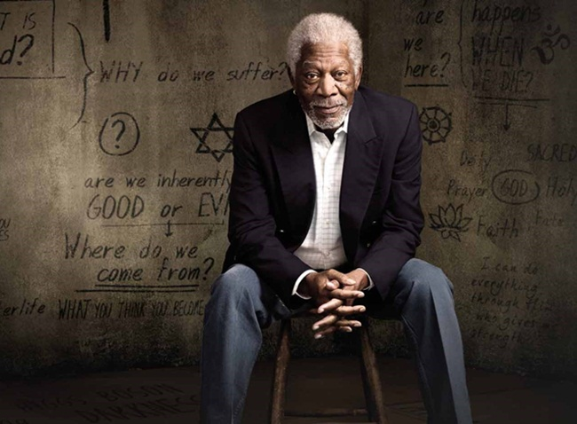 "National Geographic's ""The Story of God with Morgan Freeman"" Explores Unifying Power of Religions"