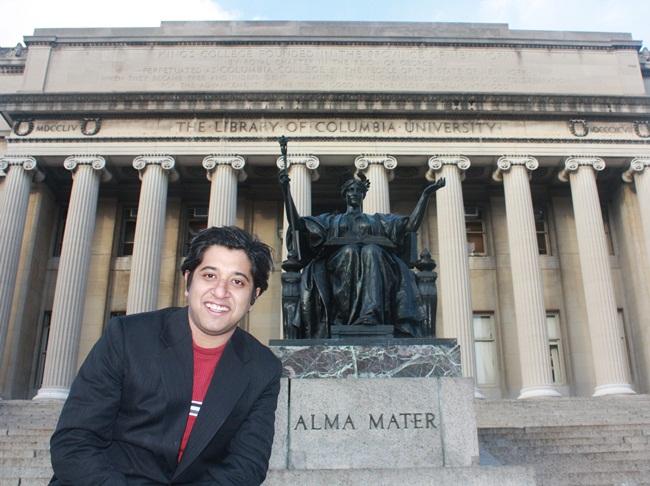 NRI news, scientist Arnab De, Springer Theses Award, Indian Americans