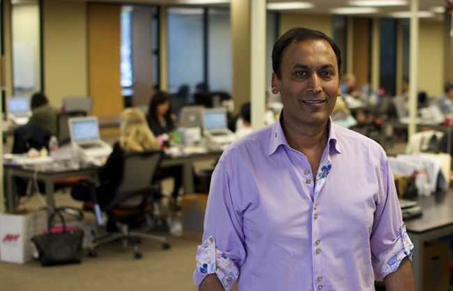 Manish Chandra, Poshmark App, EY Entrepreneur of the Year, Ernst & Young, Silicon Valley