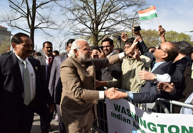 Washington DC events, Narendra Modi news, Indian American community, News for NRIs